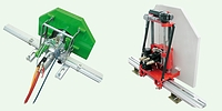 стенорезные установки резка проемов разрезание тяжелых бетонных конструкций гидравлические агрегаты высокочастотные электродвигатели алмазные диски для стенорезных машин
